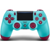 Gamepad Sony Dual Shock 4 pro PS4 v2 - Berry Blue
