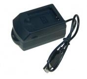 USB nabíječka AVEPU 362 pro Li-ion akumulátor Canon NB-6L