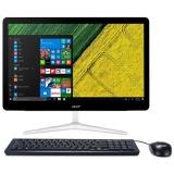 """Počítač All In One Acer Aspire Z24-880_Wtds_135W 23,8"""",dotykový Pentium G4560, 4GB, 1TB, DVD±R/RW, HD 610, W10 - černý"""