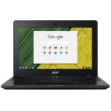 "Ntb Acer Chromebook 11 (C771T-C27A) Celeron 3855U, 4GB, 64GB, 11.6"", HD, bez mechaniky, Intel HD 510, BT, CAM, Chrome OS  - černý"