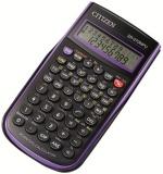 Kalkulačka Citizen SR-270NPU - fialová