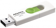 Flash USB ADATA UV320 64GB USB 3.1 - bílý/zelený