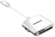 Čtečka paměťových karet ADATA AI910 Apple Lightning (MFi)