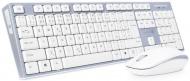 Klávesnice s myší Connect IT CKM-7510-CS, CZ/SK - šedá