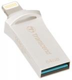 Flash USB Transcend JetDrive Go 500 64GB USB 3.1 - zlatý