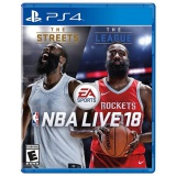 Hra EA PlayStation 4 NBA LIVE 18
