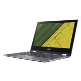 """Ntb Acer Spin 1 (SP111-32N-C2RB) + stylus Celeron N3350, 4GB, 32GB, 11.6"""", Full HD, bez mechaniky, Intel HD 505, BT, CAM, W10  - šedý"""