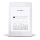 Čtečka e-knih Amazon KINDLE PAPERWHITE 3 2015 s reklamou - bílá