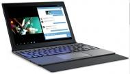 Pouzdro na tablet s klávesnicí Lenovo pro TAB 4 10 - šedé