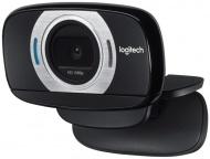 Webkamera Logitech C615 HD - černá