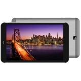 "Dotykový tablet iGET SMART G81 8"", 8 GB, WF, BT, 3G, GPS, Android 7.0 - eerný/stoíbrný"