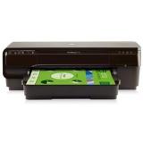 Tiskárna inkoustová HP Officejet 7110 wide A3, 15str./min, 8str./min, 4800 x 1200, 128 GB, WF, USB