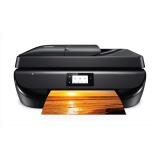 Tiskárna multifunkení HP DeskJet Ink Advantage 5275 A4, 10str./min, 7str./min, 1200 x 1200, 256 MB, automatický duplex, WF, USB - eerná