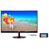 "Monitor Philips 274E5QHSB 27"",LED, IPS, 5ms, 1000:1, 250cd/m2, 1920 x 1080,"