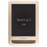 Čtečka e-knih Pocket Book 626 Touch Lux 3 - zlatá