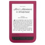 Čtečka e-knih Pocket Book 631 Touch HD - červená