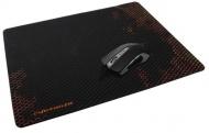 Podložka pod myš Esperanza EA146R Gaming (440 x 354 mm) - černá/červená