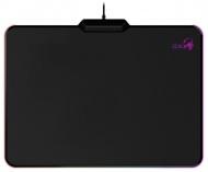 Podložka pod myš Genius GX Gaming GX-P500, podsvícená, 35 x 25 cm - černá