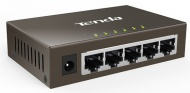 Switch Tenda TEF1005D PoE, 5 port, 10/100 Mb/s