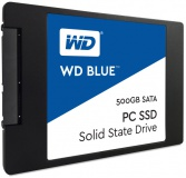 SSD Western Digital Blue 3D NAND 500GB