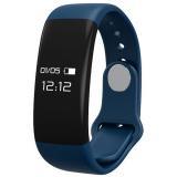 Fitness náramek CUBE 1 H30 - modrý