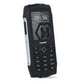 Mobilní telefon myPhone HAMMER 3 Dual SIM - stříbrný