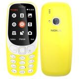 Mobilní telefon Nokia 3310 (2017) Dual SIM - žlutý