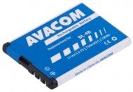 Baterie Avacom pro Nokia 6111, Li-Ion 3,7V 750mAh (náhrada BL-4B)