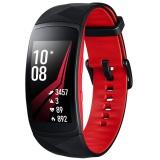 Fitness náramek Samsung Gear Fit2 Pro vel. L - černý/červený