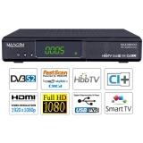 Satelitní přijímač Mascom MC4300HDCI-SMART