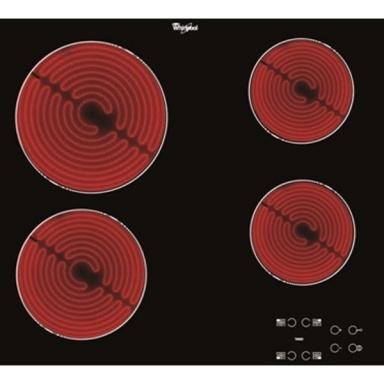 Varná deska sklo. Whirlpool AKT 8190/BA