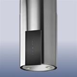 Odsavač par Guzzanti ostrůvkový ORW Glass Inox