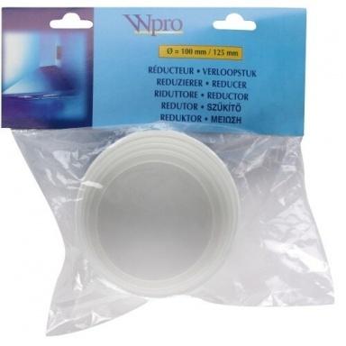Redukce Whirlpool CHR 100 pro odsavače par, průměr 100/125mm