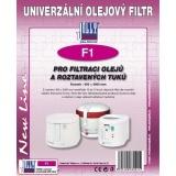 Filtr olejový Jolly F1 pro fritézy univerzální