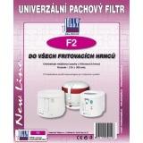 Filtr pachový Jolly F2 pro fritézy univerzální
