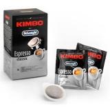 Káva DeLonghi Kimbo Classic - 18ks kávových podů