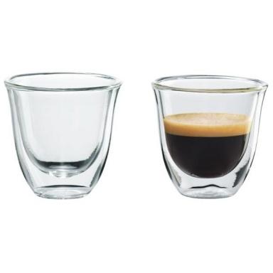 Skleničky na espresso DeLonghi