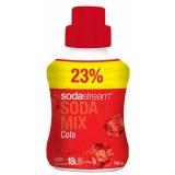 Příchuť pro perl. vodu SodaStream Cola velký 750 ml