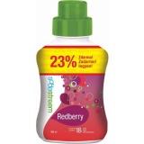 Příchuť pro perl. vodu SodaStream Red Berry velký 750 ml