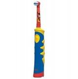 Zubní kartáček Oral-B D10K Rechargeable Kids - dobíjecí dětský kartáček