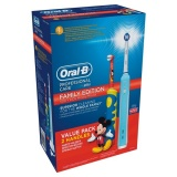 Zubní kartáček Oral-B Rodinné balení (Precision Clean 500 + Mickey kartáček DB10K)