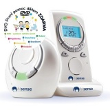 Dětská elektronická chůva Hisense Babysense SC-210, bílá