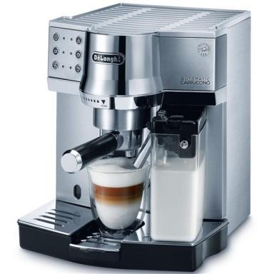 Espresso DeLonghi EC 850 nerez