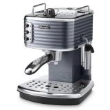 Espresso DeLonghi ECZ 351 GY Scultura ocelově šedivé
