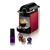 Espresso DeLonghi Nespresso EN 125 R Pixie Carmine