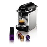 Espresso DeLonghi Nespresso EN 125 S Pixie Electric Aluminium