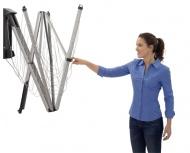 Sušák na prádlo Brabantia WallFix 24 m