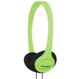 Sluchátka Koss Featherweight KPH/7 (doživotní záruka) - zelená